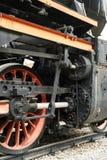 lokomotywy parowozowa kontrpara Obraz Stock