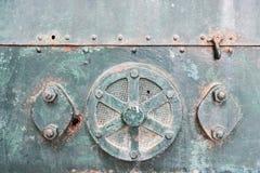 lokomotywy parowozowa kontrpara Zdjęcie Royalty Free