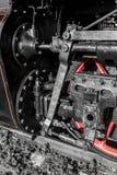 lokomotywy parowozowa kontrpara Fotografia Stock