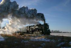 lokomotywy pary Zdjęcie Stock
