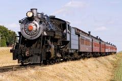 lokomotywy pary Zdjęcie Royalty Free