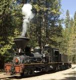 lokomotywy pary Obrazy Royalty Free
