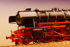 lokomotywy stary wzorcowy zdjęcie stock
