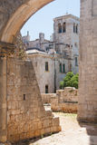 Lokrum Croatie Photos stock