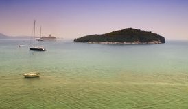 Lokrum Island, Croatia Stock Photos