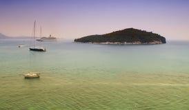 Lokrum Island, Croatia Stock Photos