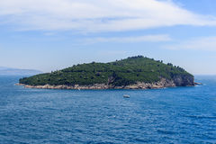 Lokrum Island Croatia Royalty Free Stock Photography