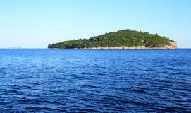 Lokrum island in Croatia Stock Photos