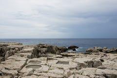 Lokrum island, Croatia Royalty Free Stock Images