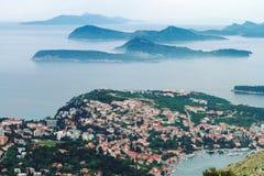 Lokrum Island, Dubrovnik Stock Photo