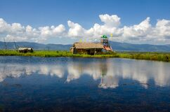 Loktak lake manipur india