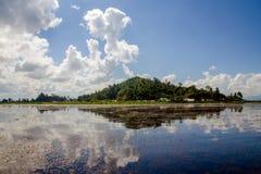 Loktak lake & reflection
