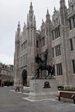 Aberdeen rada miasta Obrazy Stock