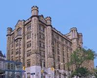 Lokuje budynek Kanada dochodu agencja fotografia royalty free