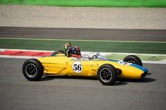 1962 Lola Mk 5 Formule Ondergeschikte auto Stock Afbeelding