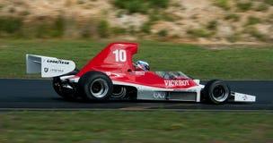 Lola T400 - equipo de Parnelli Jones del virrey Foto de archivo libre de regalías