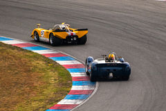 Lola T210 Royalty Free Stock Photography