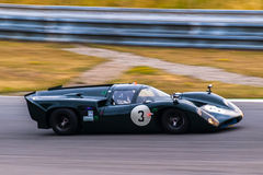 Lola T70 Royalty Free Stock Photography