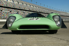 1969 Lola T70 Mark 3b Coupe samochód wyścigowy Fotografia Stock