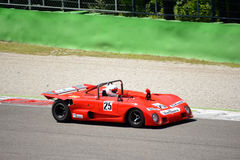 1972 Lola T290 at Monza Circuit Stock Images