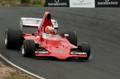 Lola T400 F1 race car royalty free stock images