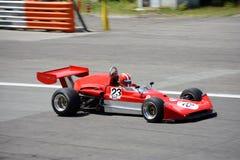 Lolat360 Formule 2 bij de Monza-Kring Royalty-vrije Stock Fotografie
