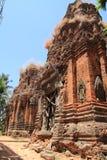 Lolei i Angkor Royaltyfria Bilder