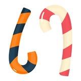 Lolipop candy symbol vector. Stock Photos