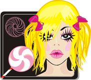 Lolita Stock Image