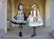 Lolita Girls Royalty Free Stock Image