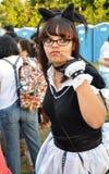 Lolitas festival Animes Stock Photos