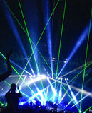 Lollapalooza w Chile Fotografia Stock