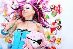 Lollipop Imagenes de archivo