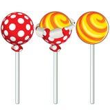 Lollipop royalty illustrazione gratis