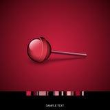 Lollipop ilustração stock