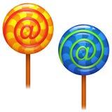 Lollipop Fotografie Stock Libere da Diritti