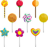 Lollipop Immagini Stock Libere da Diritti