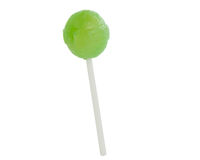 Lollipop. Isolated on white background Royalty Free Stock Images