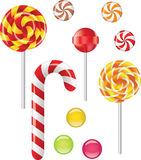 Lollipop Royalty Free Stock Photography