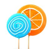 Lollipop Fotografia Stock
