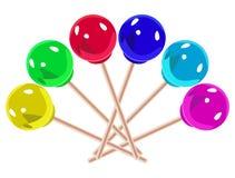 Lollipop Foto de Stock Royalty Free