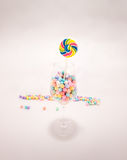Lollipop Foto de Stock Royalty Free
