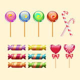 Lollipop Immagine Stock