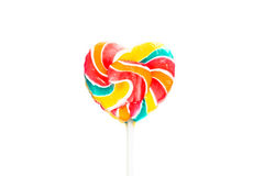 Lollipop candy Stock Photography