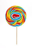 Lollipop candy Stock Images