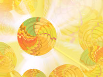 Lollipop Candy Light Royalty Free Stock Photo