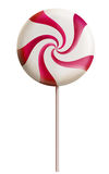 Lollipop candy red Royalty Free Stock Photography