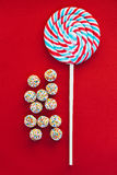 Lollipop candy Royalty Free Stock Photo