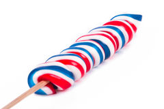Lollipop Candy on Stick Stock Photography
