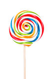 Lollipop Candy on Stick Royalty Free Stock Photos